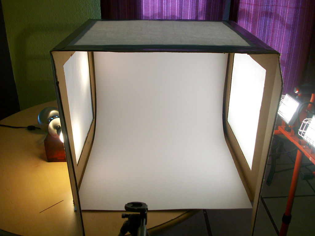 Lighting in the box