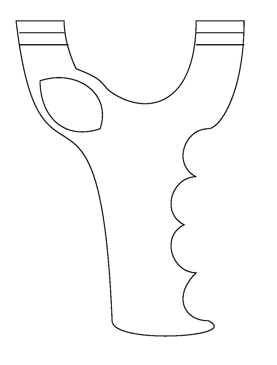 slingshot template