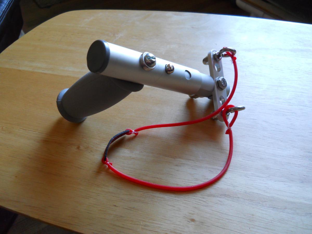 Manual Bb Pistol Homemade Slingshots Slingshot Forum
