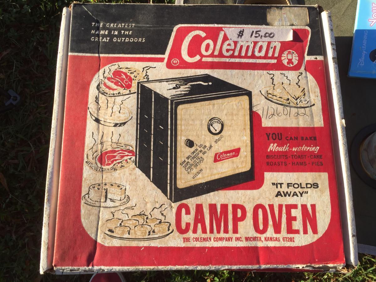 Coleman camp stove - Bushcraft Forum - Slingshot Forum