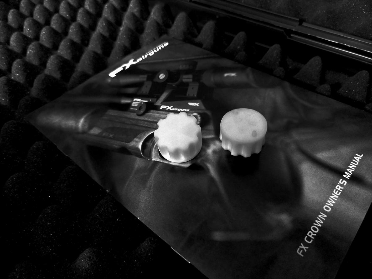 Anyone else pick up an FX Crown? - Airgun Forum - Slingshot